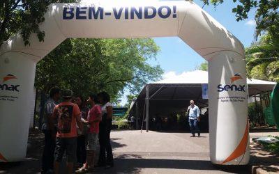 AZEITEONLINE NO SENAC DE ÁGUAS DE SÃO PEDRO/SP!